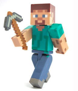 Paper craft Minecraft